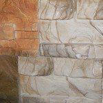 фото гипсового фасадного декора вааламский камень