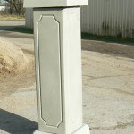 Столб. Высота 960 мм, вес 120 кг