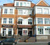 Дом в Калининграде, декорированный элементами нашего производства