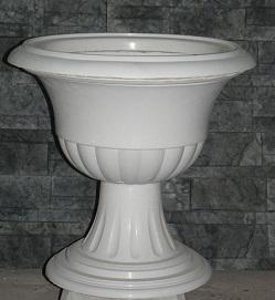 фото декоративного вазона