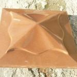 изображение оголовника из бетона