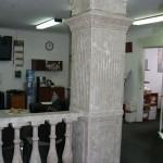 Пример декоративной колонны