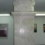 Декоративная пенопластовая колонна
