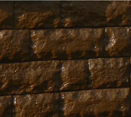 фото декоративного базальтового камня для отделки фасадов