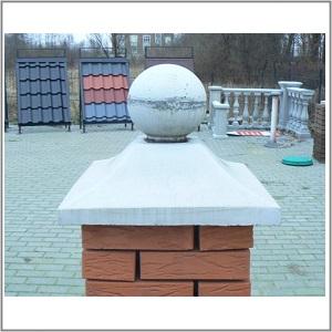 Пагода с шаром, размер: 460х460,