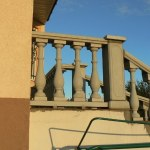 Фасадный декор из бетона фото 3