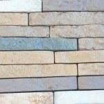 фото камня из бетона «лапша»