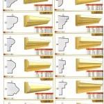 эскизы цокольных карнизов из пенополистирола фото