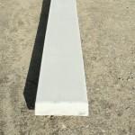 Основание прямое. Длина 1640 мм, ширина 200 мм, высота 60 мм, вес 40 кг - 1350 руб. за 1 шт.