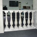 Декоративные колонны из полимерных материалов