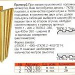 Вариант монтажа квадратной пристенной колонны из пенополистирола