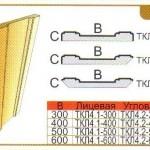 Колонна угловая ТКЛ4