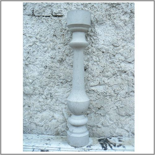 Балясина из бетона в форме фонтана