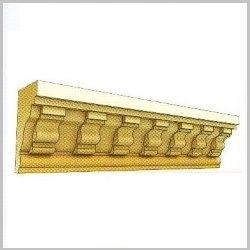 Карниз для декора фасада ВК37
