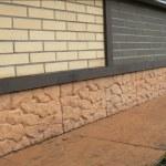 Цокольный камень из бетона