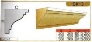 Карниз для фасада из пенополистирола ВК13