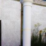 колонна из пенополистирола