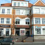 пример отделки дома фасадным декором из пенополистирола фото 8