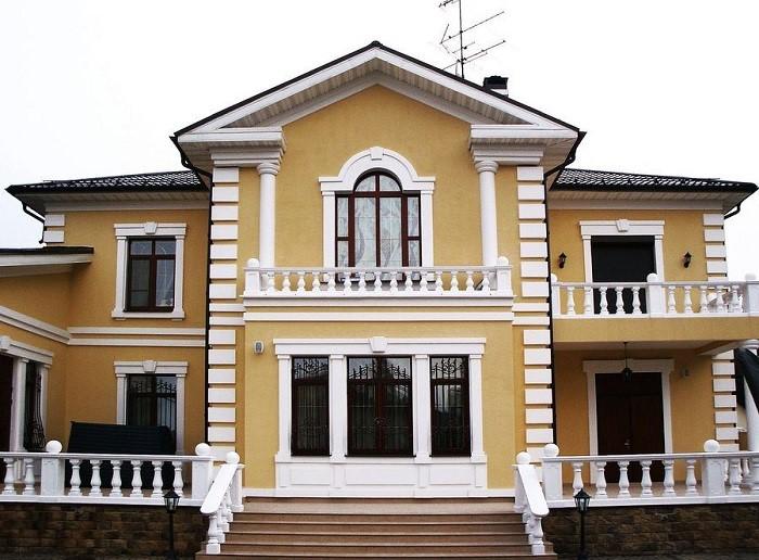 фасадная лепнина - Калининград