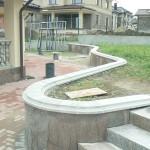 установленные оголовники из бетона фото 3
